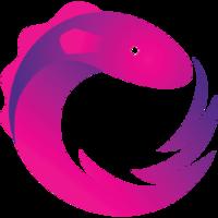 RxJS logo