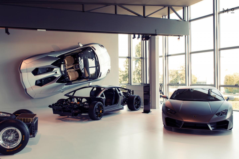 Automobili Lamborghini Sant'Agata Bolognese 10