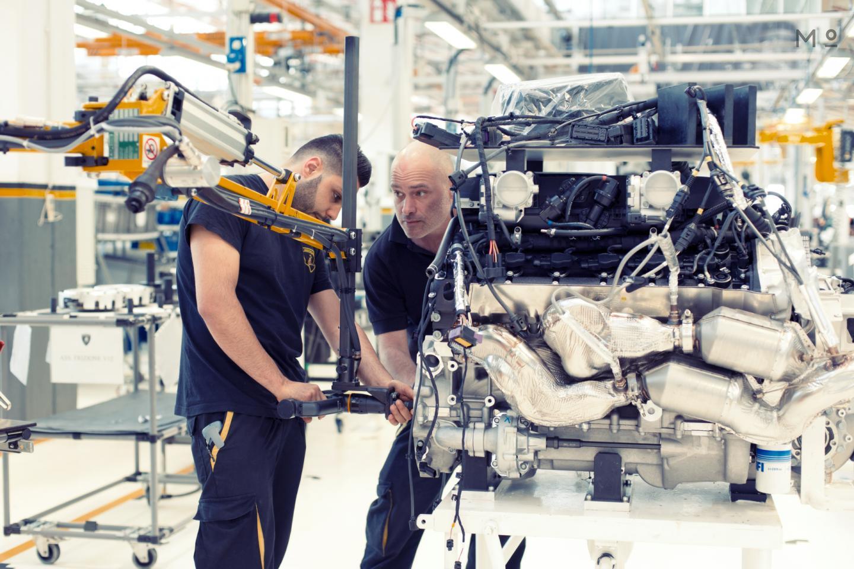 Automobili Lamborghini Sant'Agata Bolognese 28