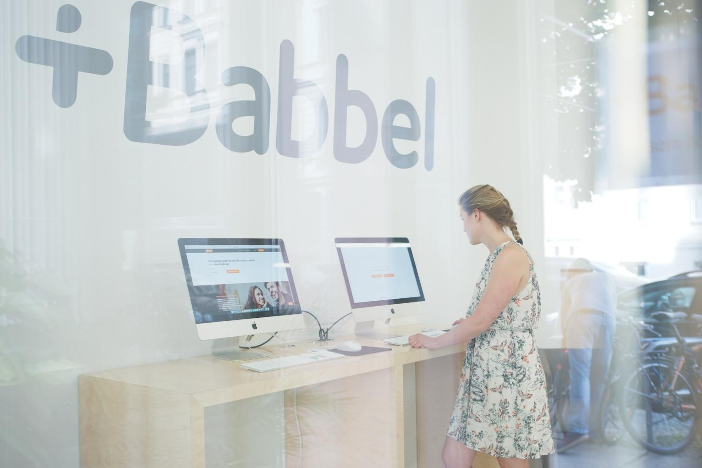 Babbel Berlin, New York  2