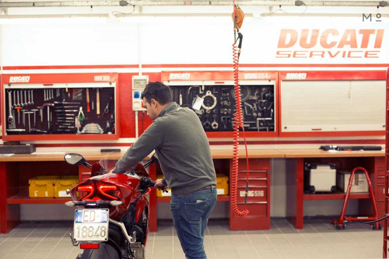 Ducati Motor Holding Bologna 1
