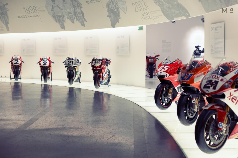 Ducati Motor Holding Company Profile