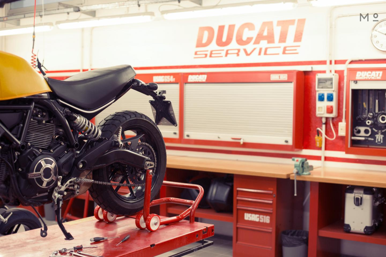 Ducati Motor Holding Bologna 17
