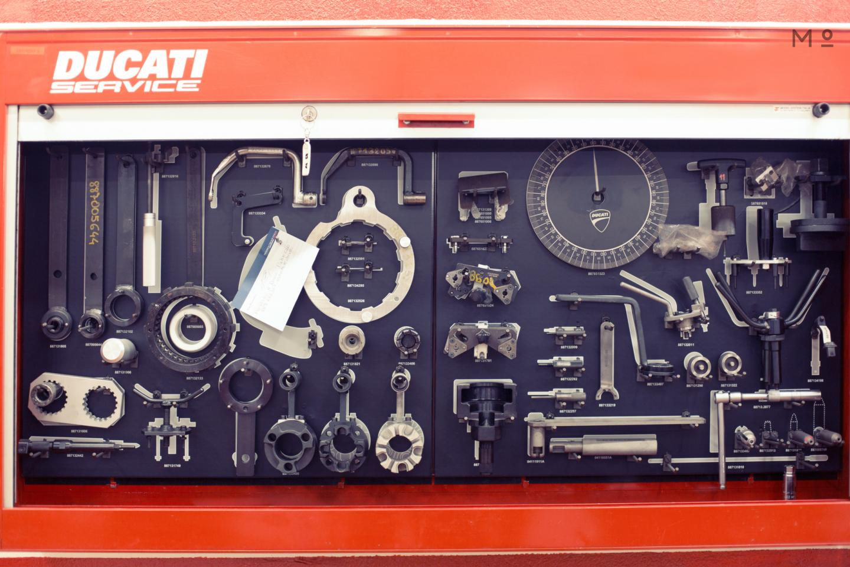 Ducati Motor Holding Bologna 18