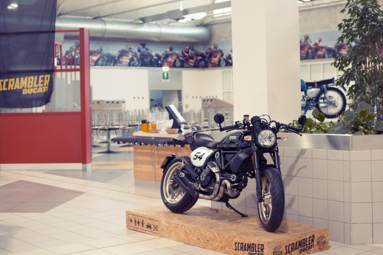 Ducati Motor Holding Bologna 19