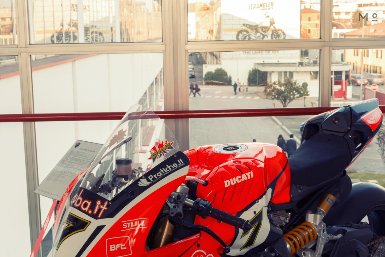 Ducati Motor Holding Bologna 26