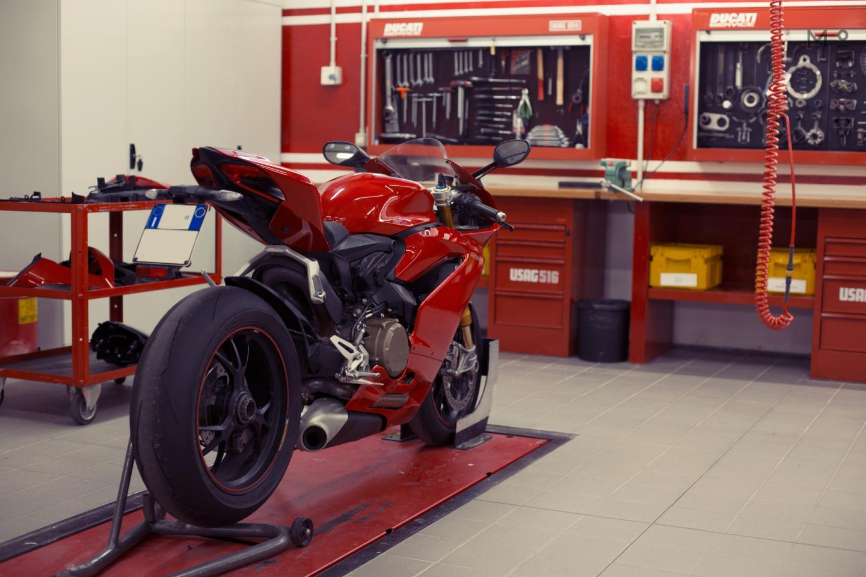 Ducati Motor Holding Bologna 7