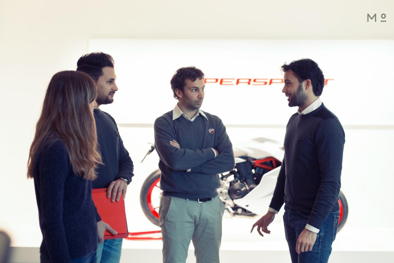Ducati Motor Holding Bologna 8