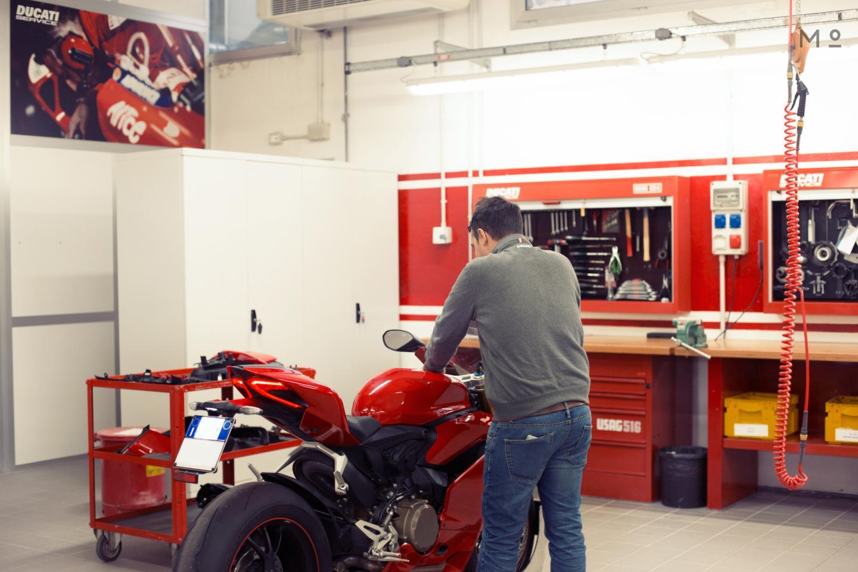 Ducati Motor Holding Bologna 9