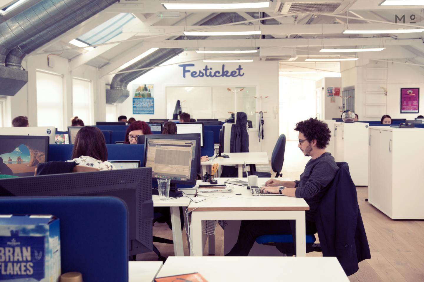 Festicket London Digital Designer Internship 1