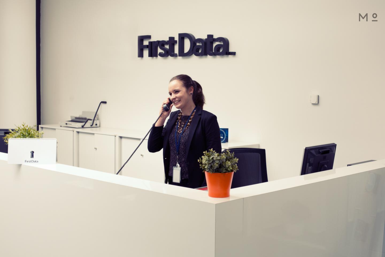 First Data  Bratislava 11