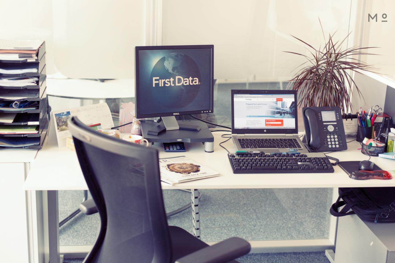 First Data  Bratislava 3