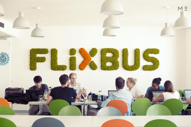 FlixBus Munich 1