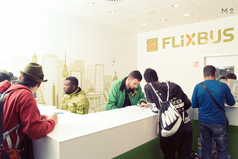 FlixBus Munich 16