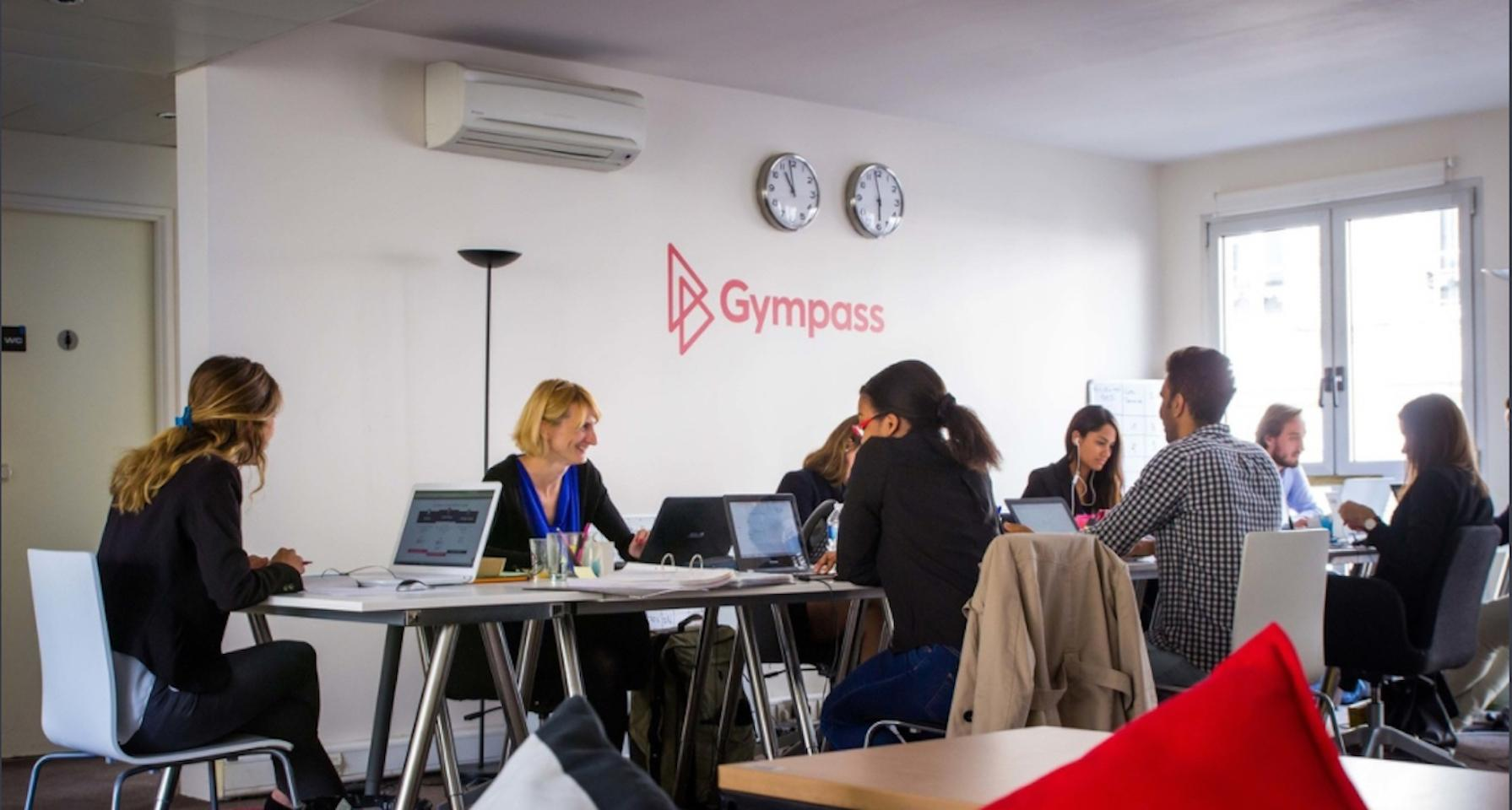 Image result for Gympass
