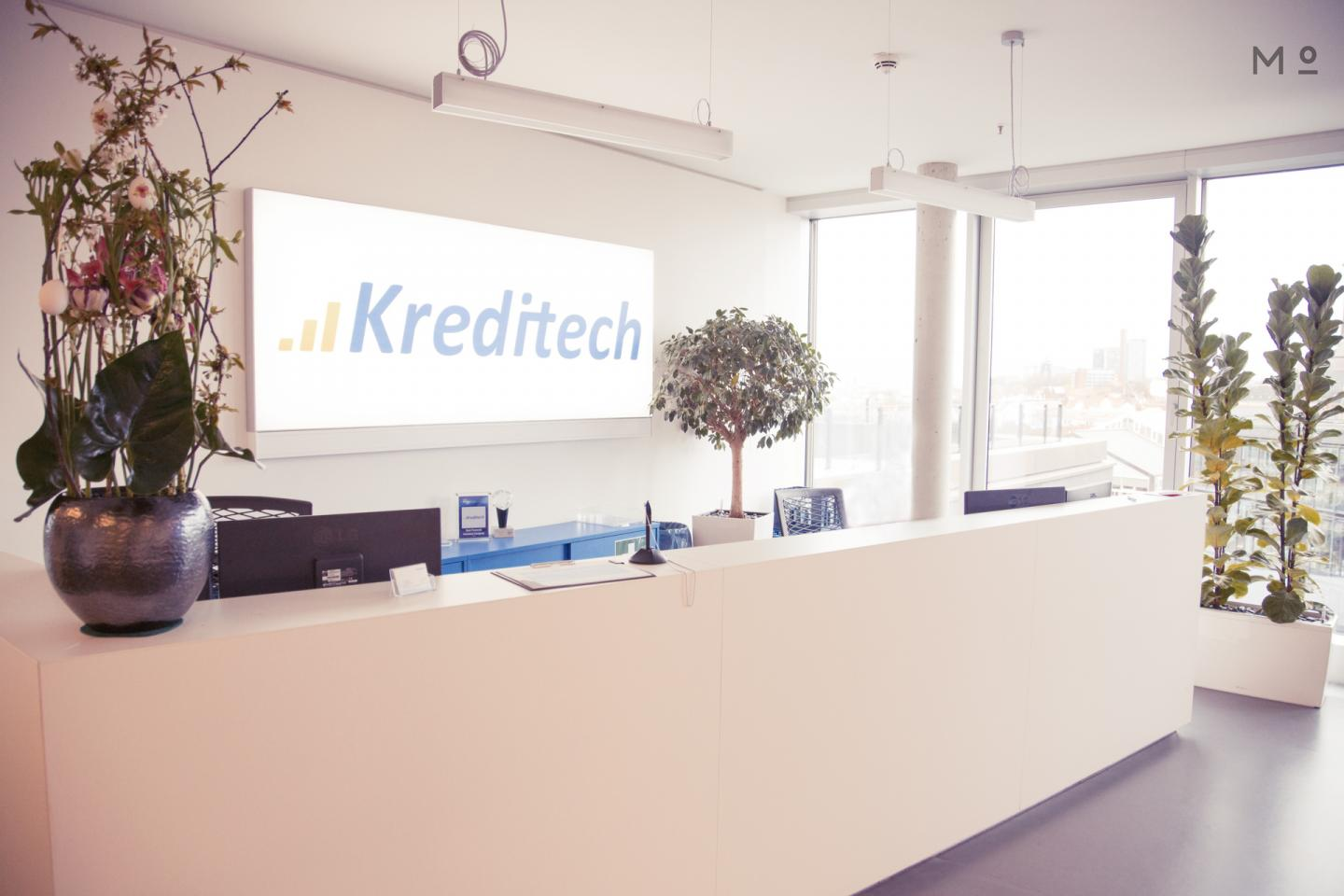Kreditech Holding SSL Hamburg, Germany 1