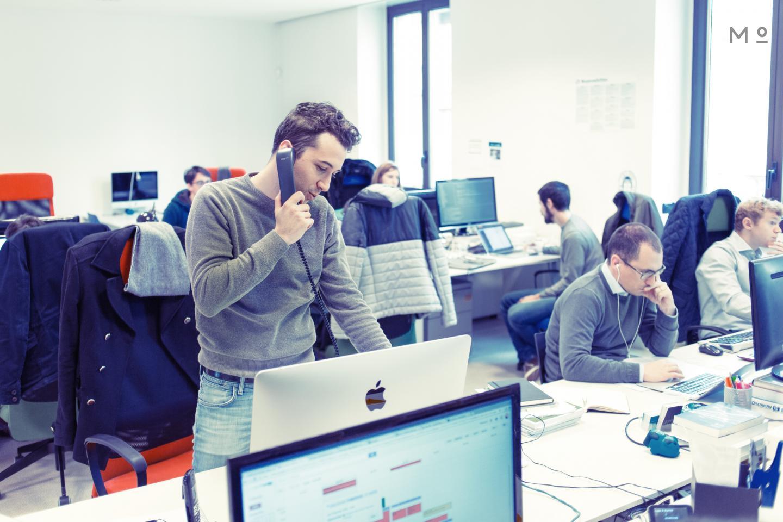 Offerta lavoro Customer Support Executive Moneyfarm - London