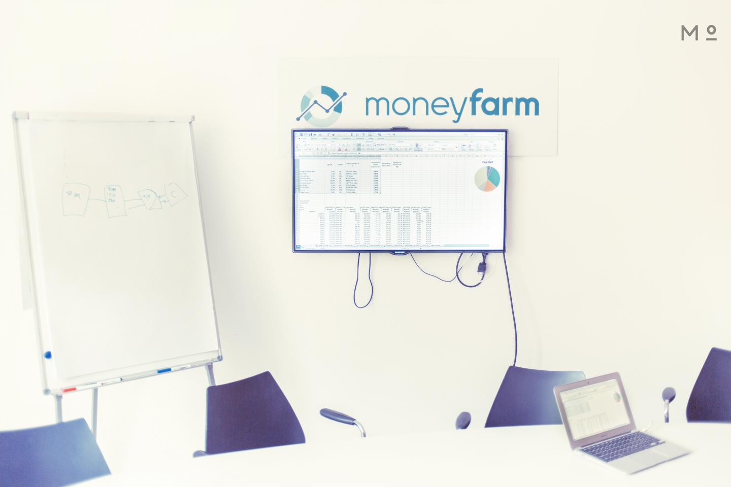 Moneyfarm Milan, Cagliari, London 9