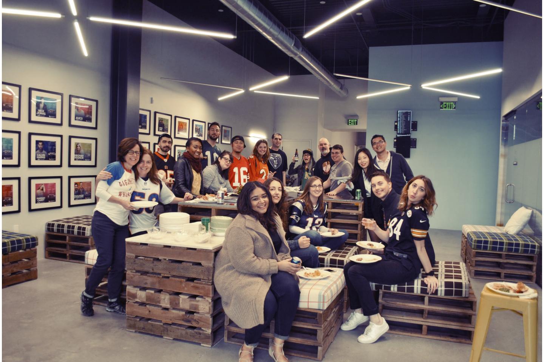 Shazam Hammersmith Design Intern 2018 2