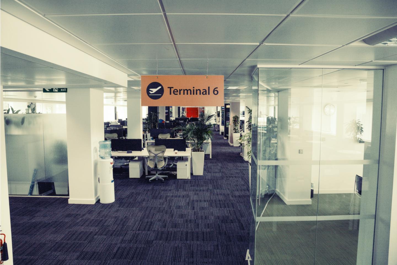 Shazam Hammersmith Design Intern 2018 5
