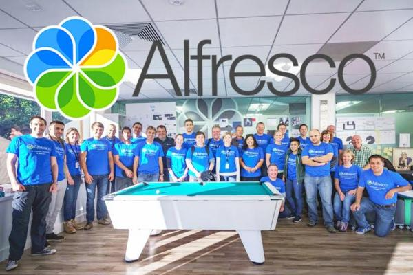 Alfresco Software New York Strategic Account Executive 1
