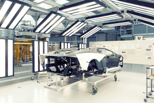Automobili Lamborghini Sant'Agata Bolognese Pre Series Center – Interiors / Exteriors Product Engineer 2