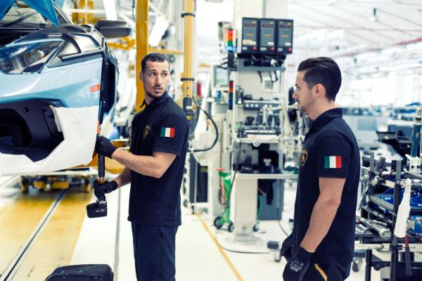 Automobili Lamborghini Sant'Agata Bolognese Pre Series Center – Interiors / Exteriors Product Engineer 4