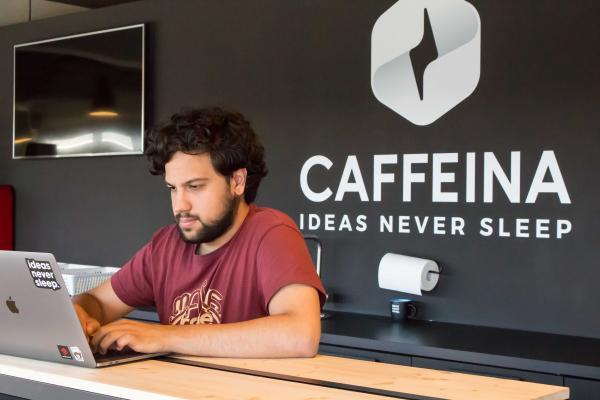 Caffeina Parma Frontend Developer 2