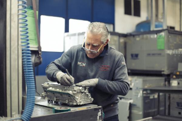 C.m.d. Spa Atella Ingegnere Meccanico banco prova 2