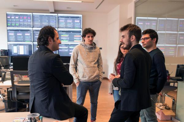 MainStreaming SpA Milan Programmatore Senior .net/c# 4