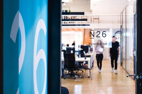 N26 Berlin Business Development Intern - DACH Team 1