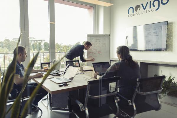Novigo Consulting Brescia PHP Web Developer 3
