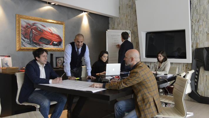 People Design Modena Progettista Meccanico Area Industrial Machinery 3