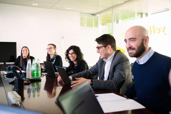 PwC Italy Milan Digital Transformation Excellence Program 2