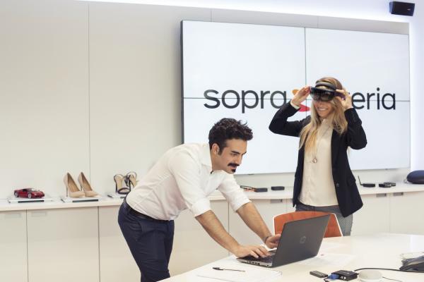Sopra Steria Milan Business Analyst - Consulenza Finanziaria - Assago (mi) 1