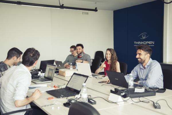 ThinkOpen Varese Senior PHP Developer - Italia (Varese) 4