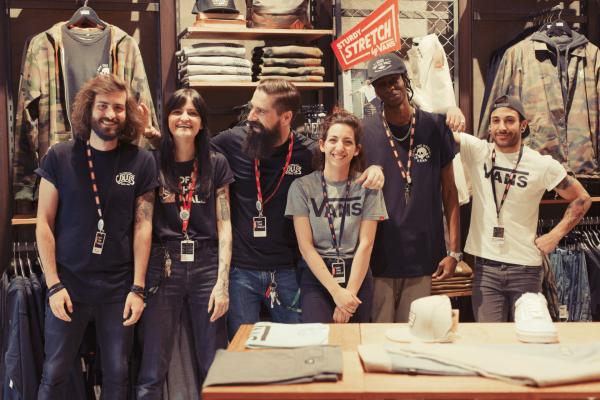 Vans Toulouse Assistant Store Manager 5