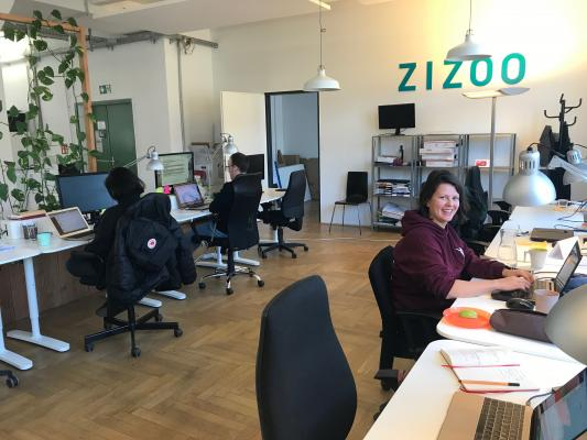 Zizoo Berlin HQ German Speaking Sales Associate (m/f/x) 5